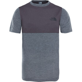 The North Face Reactor - T-shirt manches courtes Enfant - gris